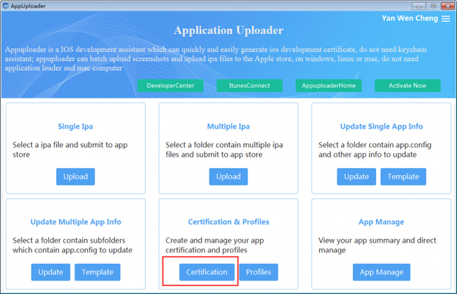 Create Ios Certificates P12 And Mobileprovision Created On Windows Systems Tutorials Documentation Appium Discuss
