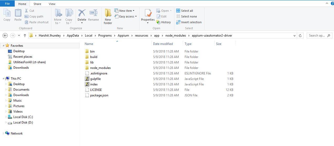 Windows Appium Desktop woes - News - Appium Discuss