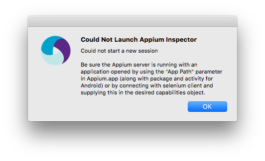 Can't run appium Inspector on real iPad device - Issues/Bugs